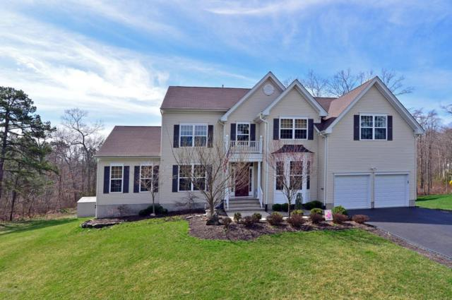 12 Amanda Court, Manalapan, NJ 07726 (MLS #21709939) :: The Dekanski Home Selling Team
