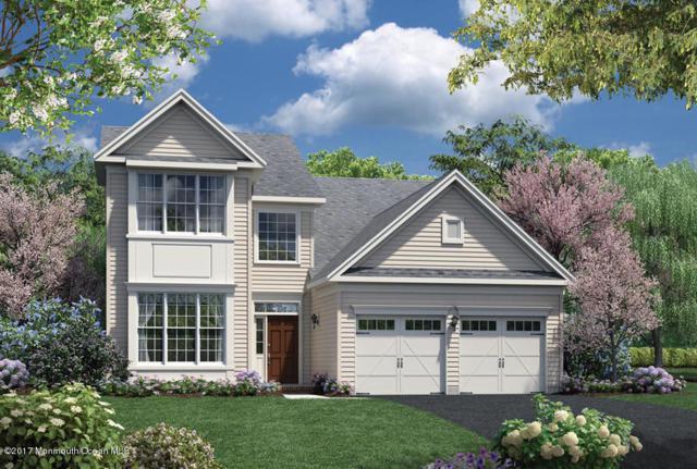 118 Sunset Court, Tinton Falls, NJ 07724 (MLS #21710138) :: The Dekanski Home Selling Team