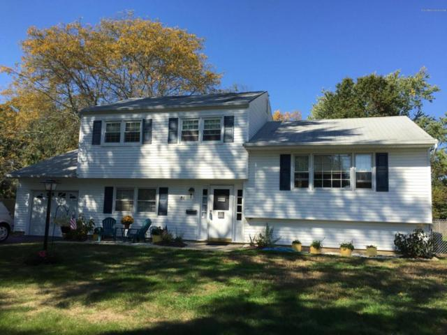 81 Old Queens Boulevard, Manalapan, NJ 07726 (MLS #21710169) :: The Dekanski Home Selling Team