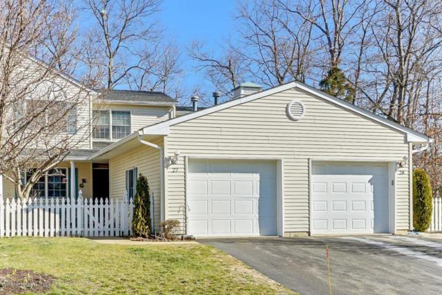 27 Cherrywood Circle, Brick, NJ 08724 (MLS #21710379) :: The Dekanski Home Selling Team