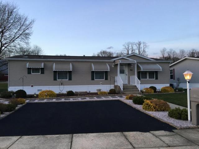 46 Silvermeade Drive, Freehold, NJ 07728 (MLS #21710800) :: The Dekanski Home Selling Team