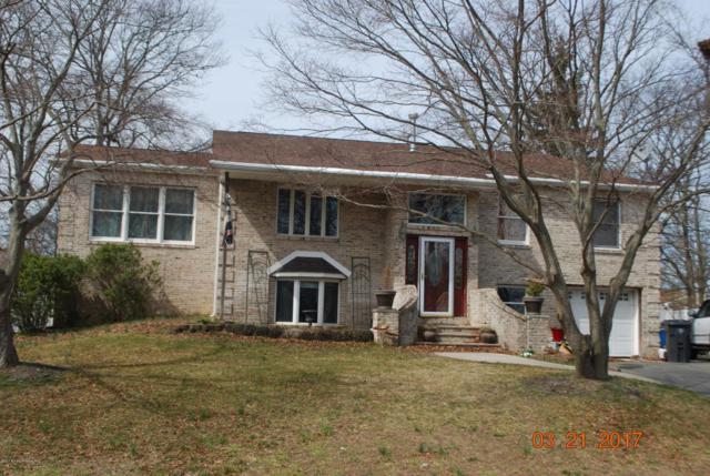 1107 Ruby Drive, Toms River, NJ 08753 (MLS #21710878) :: The Dekanski Home Selling Team