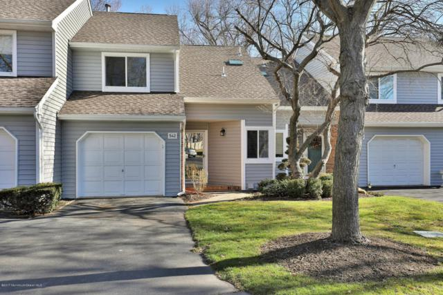 542 Ridgeview Court 22A, Toms River, NJ 08753 (MLS #21711233) :: The Dekanski Home Selling Team