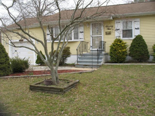 75 Darien Road, Howell, NJ 07731 (MLS #21711430) :: The Dekanski Home Selling Team