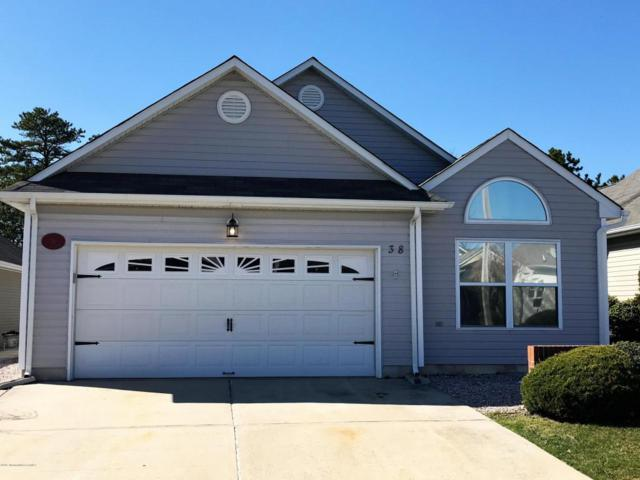 38 Highland Drive, Manahawkin, NJ 08050 (MLS #21711445) :: The Dekanski Home Selling Team