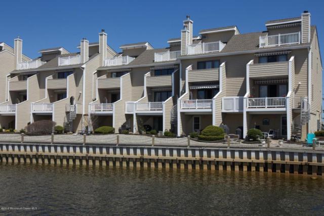 1266 Ocean Avenue #9, Sea Bright, NJ 07760 (MLS #21711521) :: The Dekanski Home Selling Team