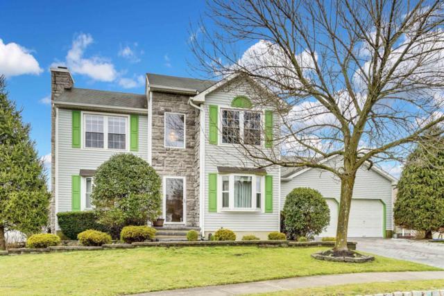 17 Shadow Ridge Court, Howell, NJ 07731 (MLS #21711580) :: The Dekanski Home Selling Team