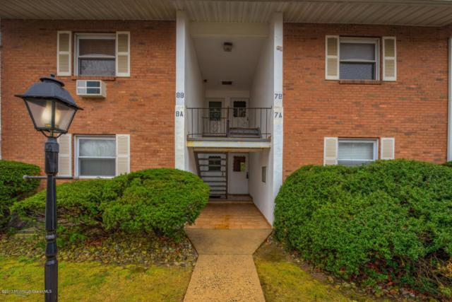 735 Greens Avenue 7A, Long Branch, NJ 07740 (MLS #21711651) :: The Dekanski Home Selling Team