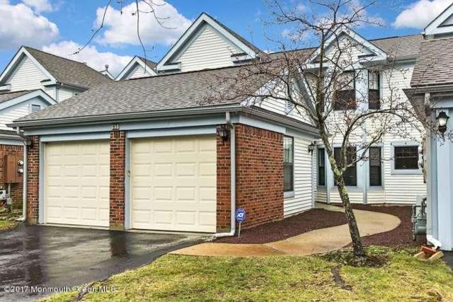 63 Gimbel Place #1302, Ocean Twp, NJ 07712 (MLS #21711726) :: The Dekanski Home Selling Team