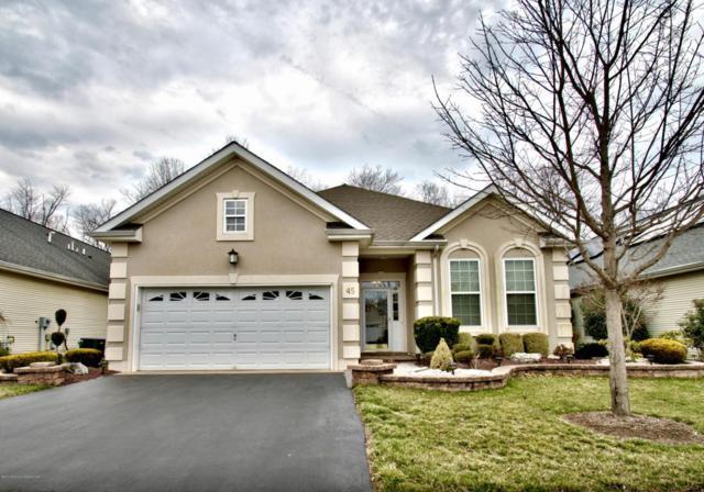 45 Whirlaway Road, Manalapan, NJ 07726 (MLS #21711903) :: The Dekanski Home Selling Team