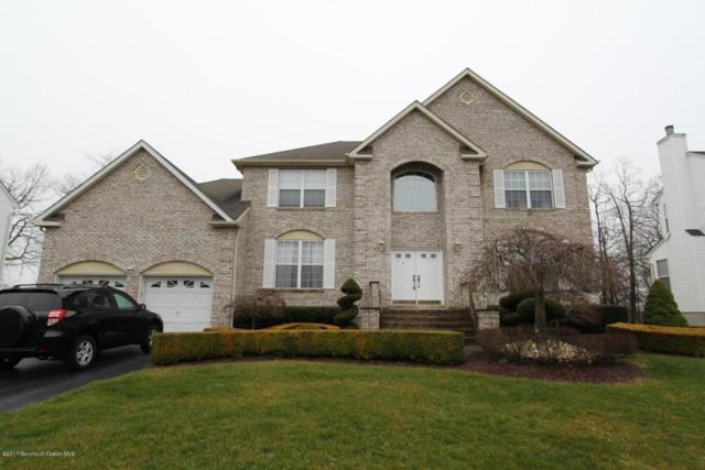 7 Peregrine Drive, Morganville, NJ 07751 (MLS #21712007) :: The Dekanski Home Selling Team
