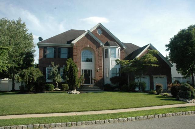 614 Windcrest Court, Brick, NJ 08724 (MLS #21712017) :: The Dekanski Home Selling Team