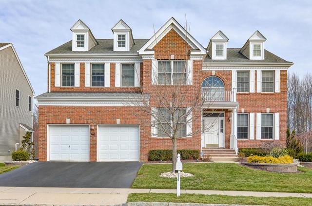 46 Springhouse Circle, Manalapan, NJ 07726 (MLS #21712269) :: The Dekanski Home Selling Team
