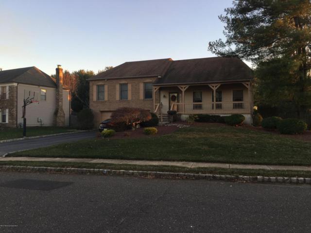 9 Homestead Circle, Marlboro, NJ 07746 (MLS #21712348) :: The Dekanski Home Selling Team