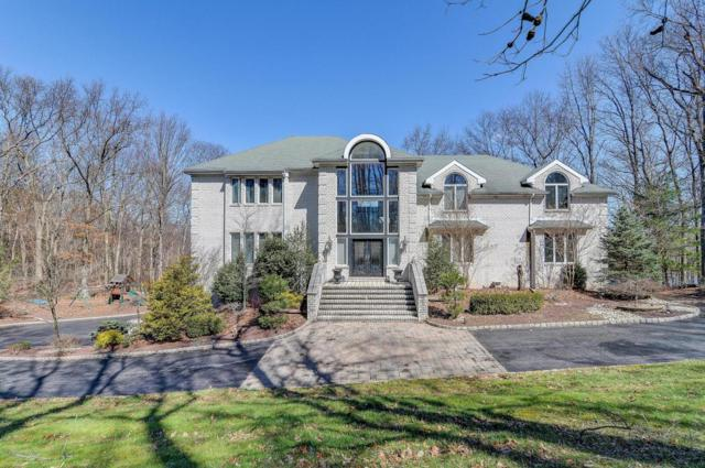 20 Taylor Lake Court, Manalapan, NJ 07726 (MLS #21712473) :: The Dekanski Home Selling Team