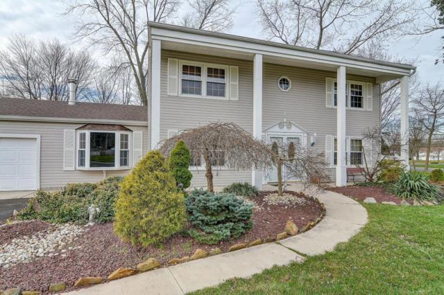 2 Browning Place, Manalapan, NJ 07726 (MLS #21712561) :: The Dekanski Home Selling Team