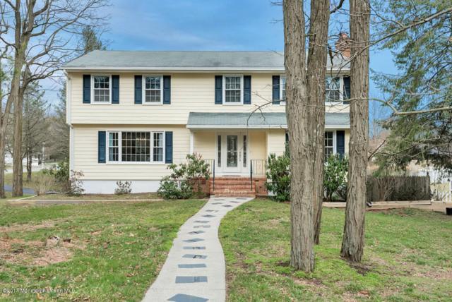 231 Grant Avenue, Eatontown, NJ 07724 (MLS #21712591) :: The Dekanski Home Selling Team