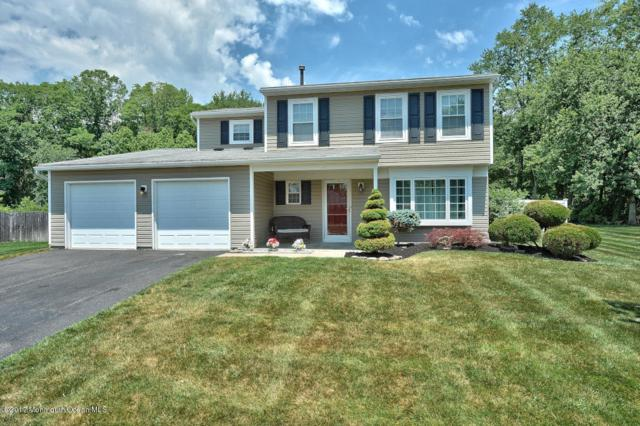 16 Sweetbriar Trail, Howell, NJ 07731 (MLS #21712610) :: The Dekanski Home Selling Team