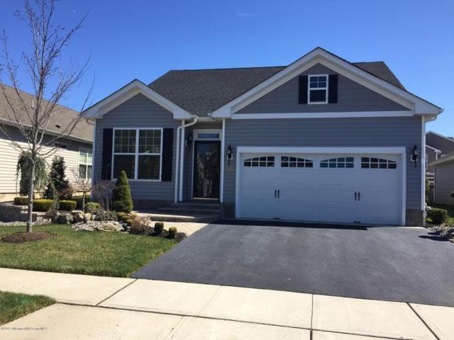 169 Wintergreen Drive, Manalapan, NJ 07726 (MLS #21712726) :: The Dekanski Home Selling Team
