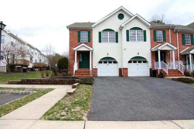 89 Heron Court, Manalapan, NJ 07726 (MLS #21712766) :: The Dekanski Home Selling Team