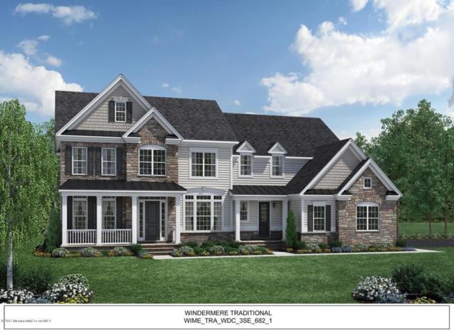10 Windermere Road, Lincroft, NJ 07738 (MLS #21712837) :: The Dekanski Home Selling Team