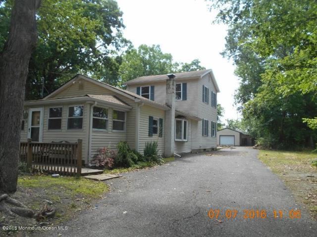 14 E 2nd Street, Howell, NJ 07731 (MLS #21712934) :: The Dekanski Home Selling Team