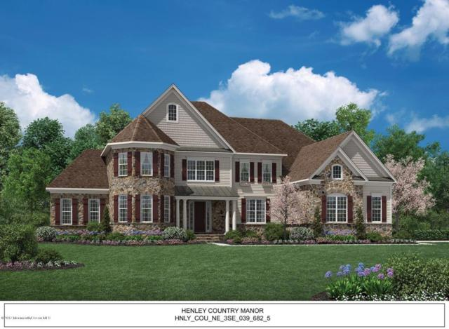 42 Windermere Road, Lincroft, NJ 07738 (MLS #21712935) :: The Dekanski Home Selling Team
