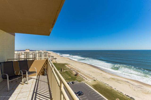 787 Ocean Avenue #1603, Long Branch, NJ 07740 (MLS #21712944) :: The Dekanski Home Selling Team