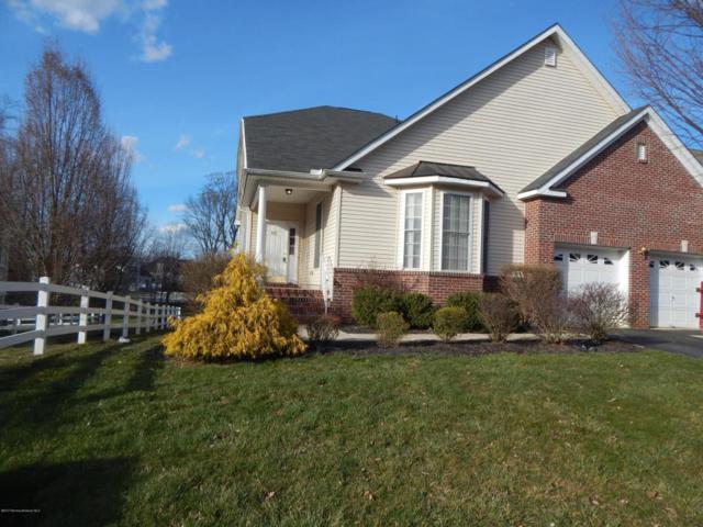 115 Scarborough Way, Marlboro, NJ 07746 (MLS #21712993) :: The Dekanski Home Selling Team