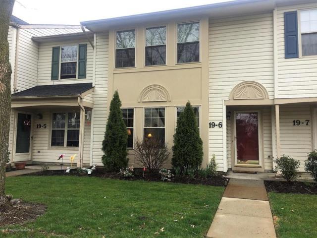 19 Remington Drive #6, Freehold, NJ 07728 (MLS #21713010) :: The Dekanski Home Selling Team