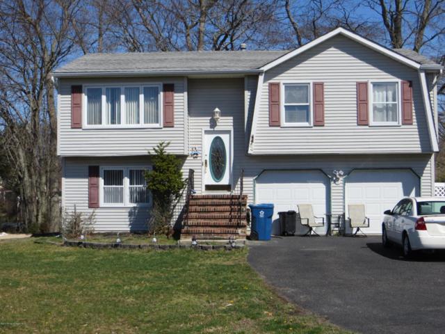 34 Standish Drive, Howell, NJ 07731 (MLS #21713071) :: The Dekanski Home Selling Team