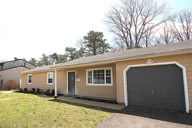 181 Van Cortlandt Drive, Brick, NJ 08723 (MLS #21713122) :: The Dekanski Home Selling Team
