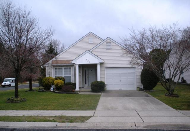 636 Bedford Lane, Manchester, NJ 08759 (MLS #21713134) :: The Dekanski Home Selling Team