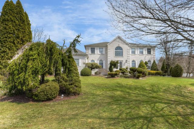 15 Chardonnay Drive, Holmdel, NJ 07733 (MLS #21713198) :: The Dekanski Home Selling Team