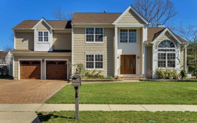 128 Old Orchard Road E, Toms River, NJ 08755 (MLS #21713324) :: The Dekanski Home Selling Team