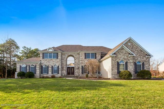 2206 Ponybrook Way, Toms River, NJ 08755 (MLS #21713374) :: The Dekanski Home Selling Team