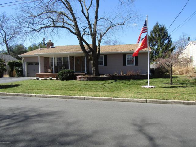 1408 Van Buren Avenue, Brick, NJ 08724 (MLS #21713376) :: The Dekanski Home Selling Team