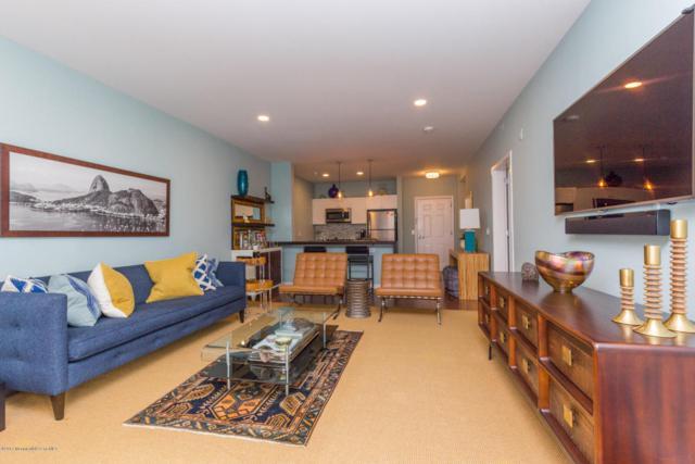 55 Melrose Terrace #207, Long Branch, NJ 07740 (MLS #21713396) :: The Dekanski Home Selling Team