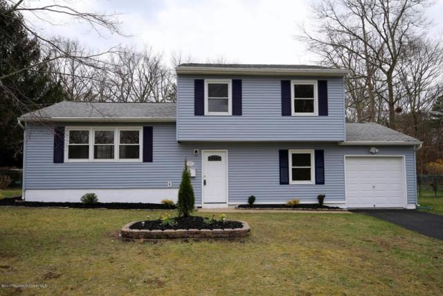 190 Pheasant Drive, Bayville, NJ 08721 (MLS #21713458) :: The Dekanski Home Selling Team