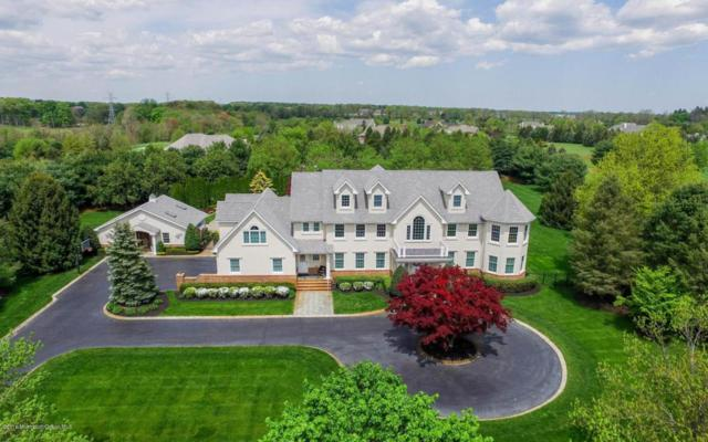 3 Country Club Lane, Colts Neck, NJ 07722 (MLS #21713588) :: The Dekanski Home Selling Team