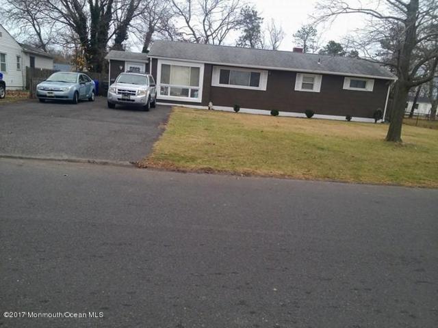124 Ashwood Drive, Brick, NJ 08723 (MLS #21713597) :: The Dekanski Home Selling Team