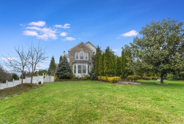 4 Marylou Court, Manalapan, NJ 07726 (MLS #21713605) :: The Dekanski Home Selling Team