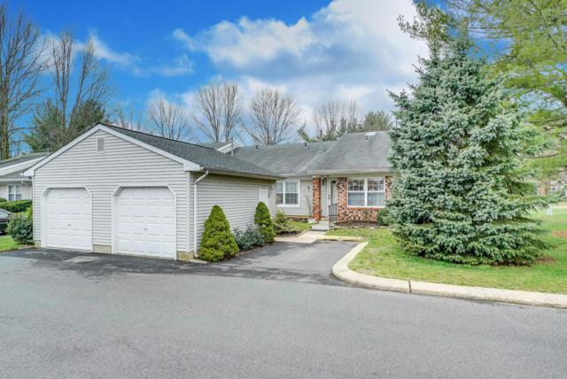 49 Smoke Tree Terrace #156, Red Bank, NJ 07701 (MLS #21713672) :: The Dekanski Home Selling Team