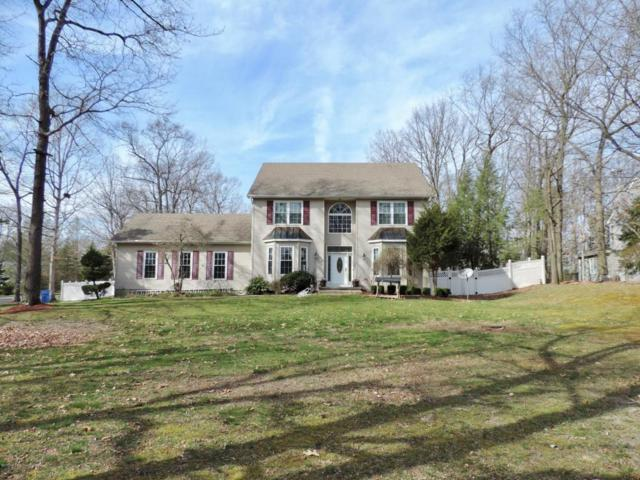 8 Bittersweet Drive, Jackson, NJ 08527 (MLS #21713777) :: The Dekanski Home Selling Team