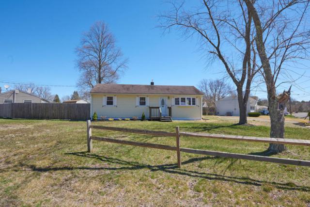 316 Northrop Road, Brick, NJ 08723 (MLS #21713800) :: The Dekanski Home Selling Team