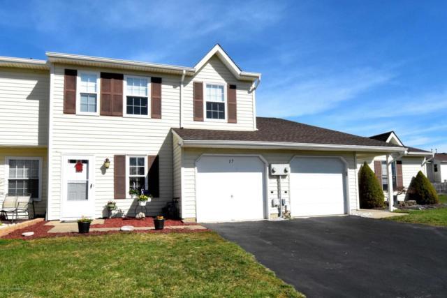 17 Schooners Sq, Freehold, NJ 07728 (MLS #21713826) :: The Dekanski Home Selling Team