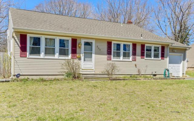 206 Wedgewood Drive, Toms River, NJ 08753 (MLS #21713840) :: The Dekanski Home Selling Team
