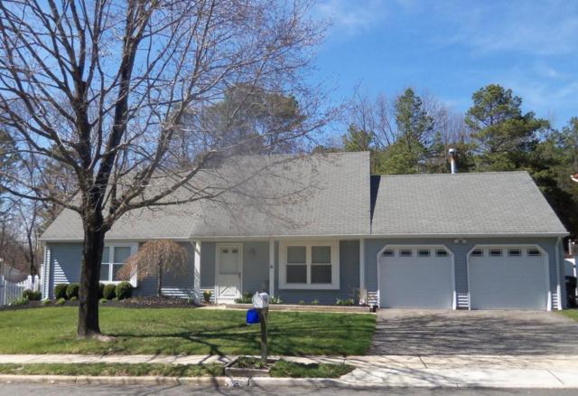 3 Deck Court, Howell, NJ 07731 (MLS #21713853) :: The Dekanski Home Selling Team