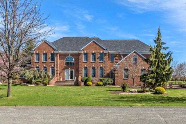 8 Kudyba Court, Manalapan, NJ 07726 (MLS #21713926) :: The Dekanski Home Selling Team