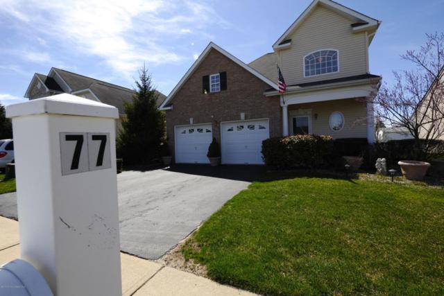 77 Maypink Lane, Howell, NJ 07731 (MLS #21713983) :: The Dekanski Home Selling Team